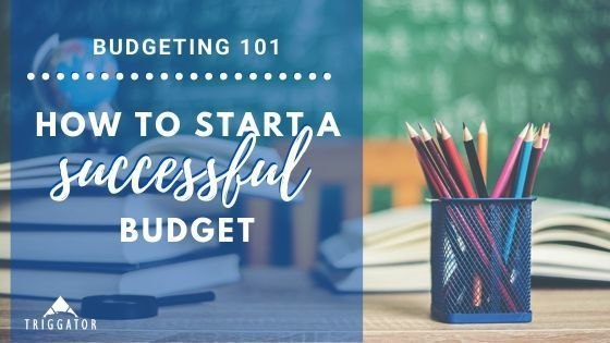 Start a new budget that works