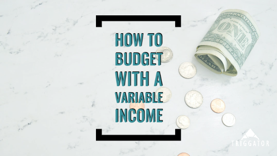 How to budget with a variable income